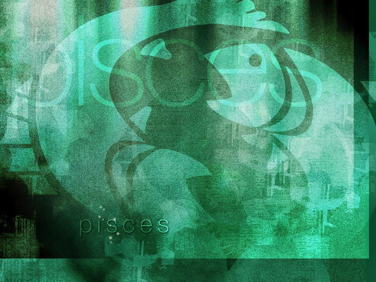Wallpaper Gratis signo Piscis 06