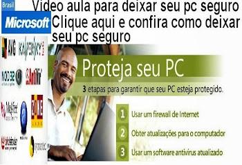 Deixe seu computador seguro na web
