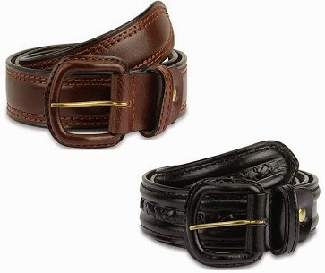 Flat 60% Off on Phosphorus Stylish Men's Leather Belts worth Rs.799 just for Rs.320 at Jabong