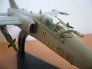 maqueta Italeri 1:100 AMX International Ghibli
