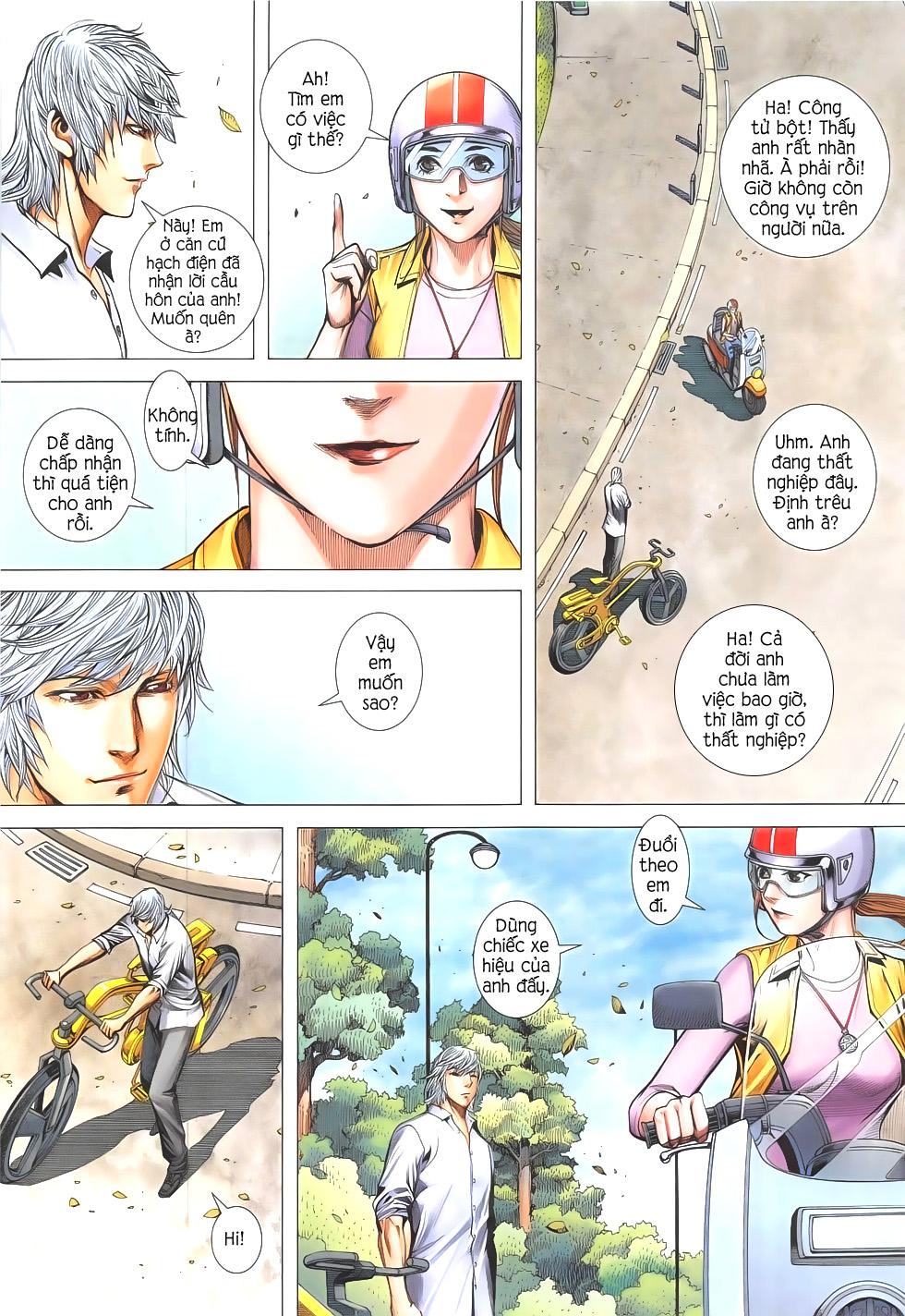 Đại Quân Phiệt chap 55 – End Trang 29 - Mangak.info
