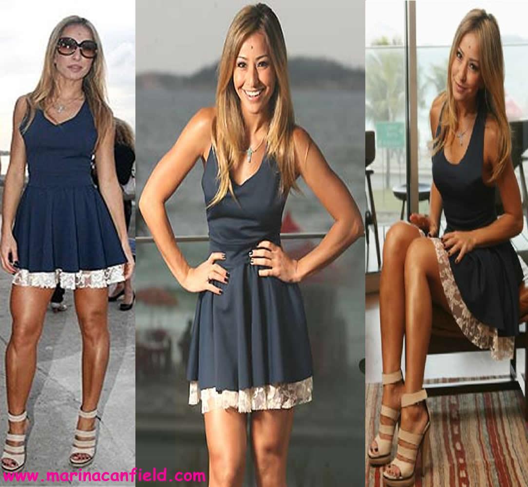 Vestido De Renda Sabrina Sato Modelos Vestidos