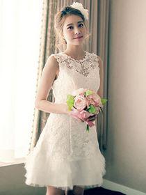 Contoh dan model wedding dress styles terbaru
