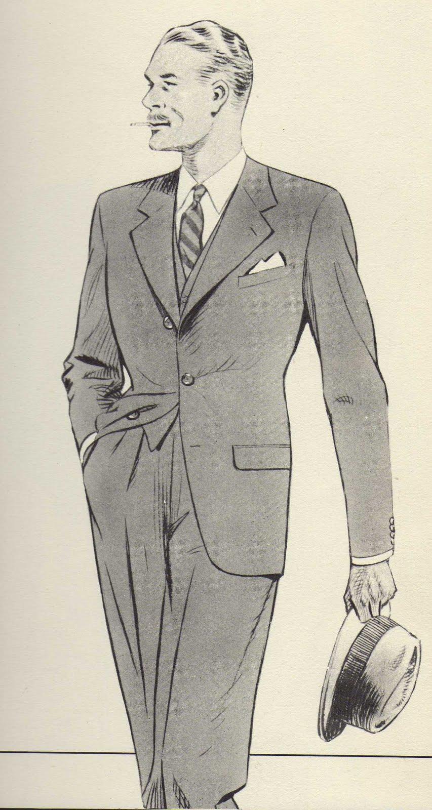 Dover Street Chap Tailoring For The Gentlemen