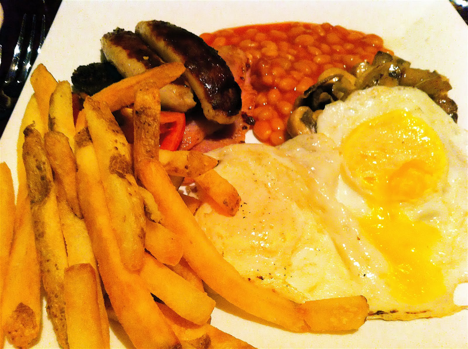 Irish Weekend Fry-Up Recipes — Dishmaps