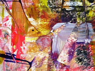 Abstract Painting Harmony Thiessen