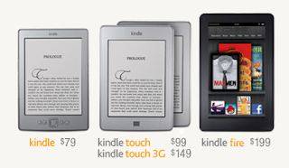 What a Deal - Kindles for Christmas