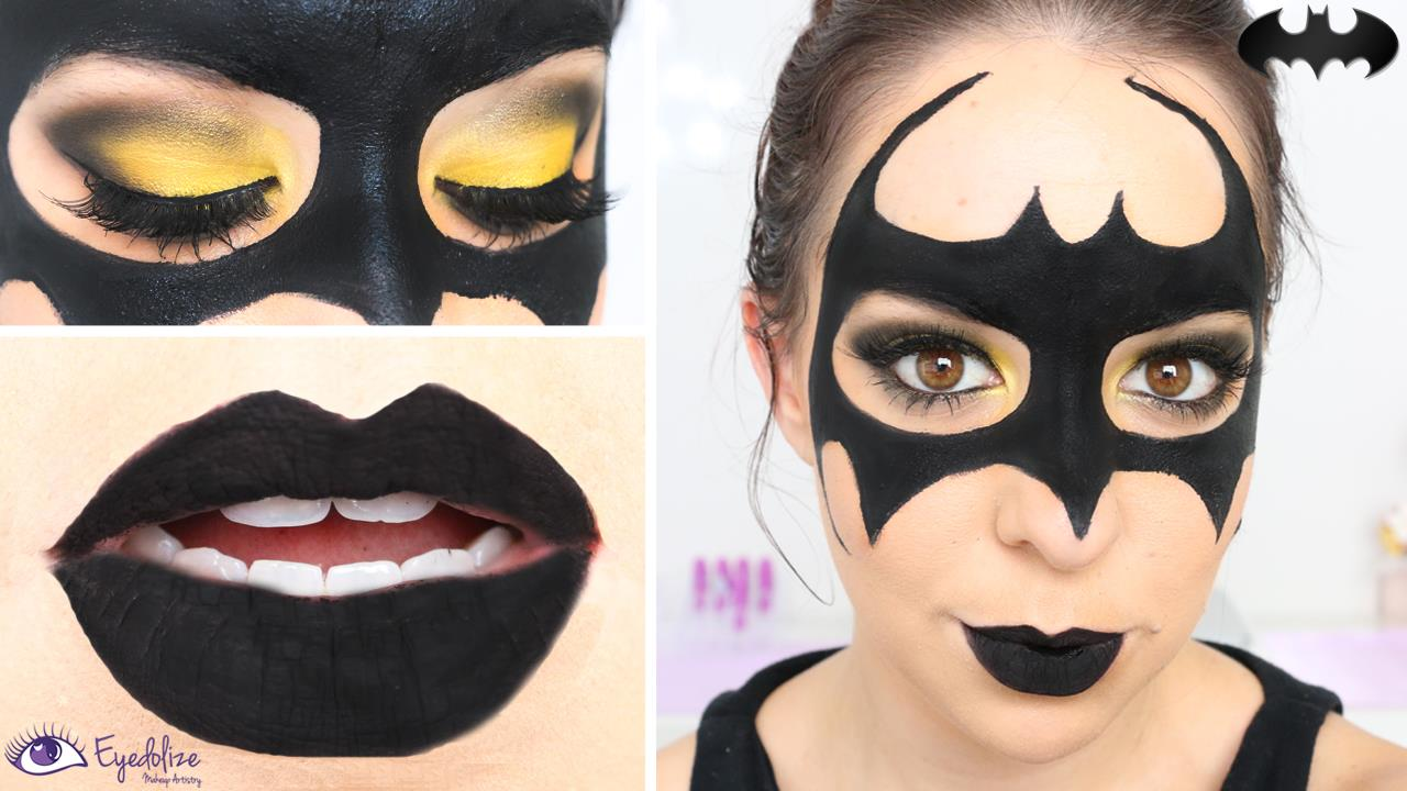 Eyedolize Makeup An Easy Bunch Of Batman Character Tutorials - Take Your Pick For Halloween!
