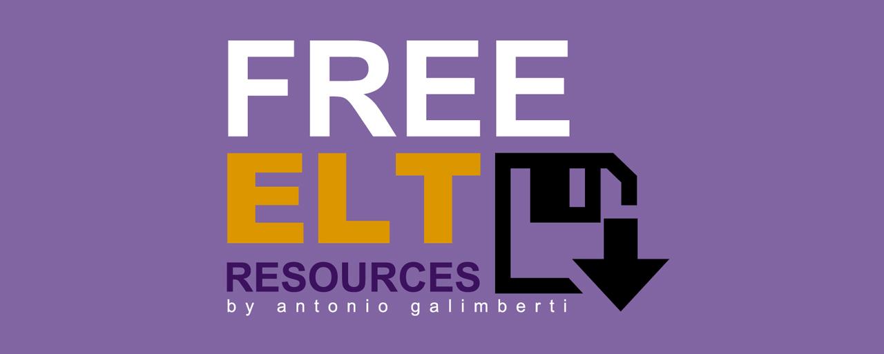 Free ELT Resources