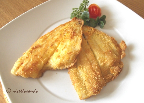 Filetti di pesce alla mugnaia ricetta di pesce impanato