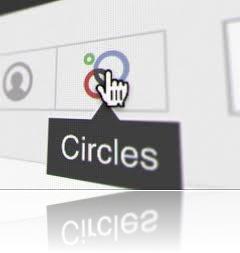 circle google plus