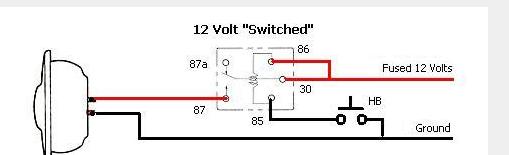 diy repair your car diy membaiki kereta anda wiring horn diagram horn kereta schematics online