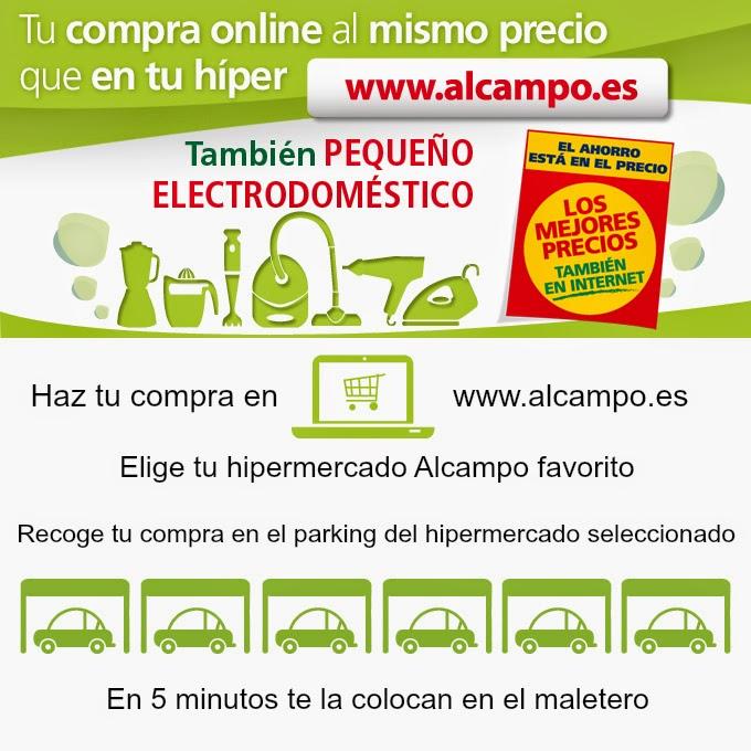 Recogida Parking Alcampo