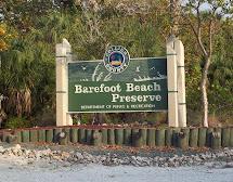 Barefoot Beach Preserve County Park Florida