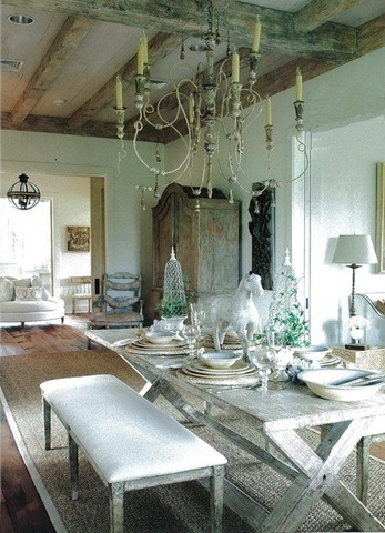 See The Different Textures Here Very Important You Just Cant Paint Everything White And Expect A True French Country Look For Home