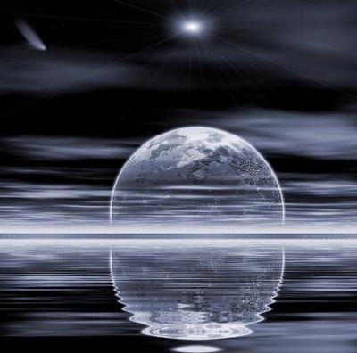 Mistérios entre a lua e o mar