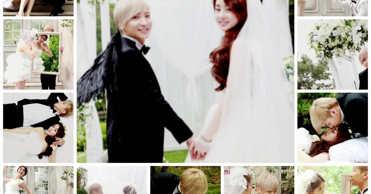 Kang sora wedding