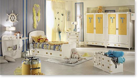 Dormitorios marineros para ni os dormitorios con estilo - Dormitorios infantiles tematicos ...