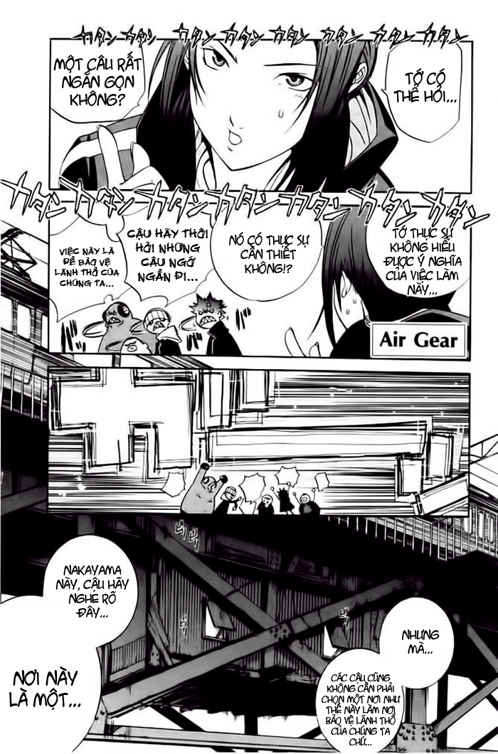 Air Gear Chap 079