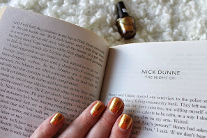 NOTD | OPI GoldenEye From The James Bond Skyfall Collection
