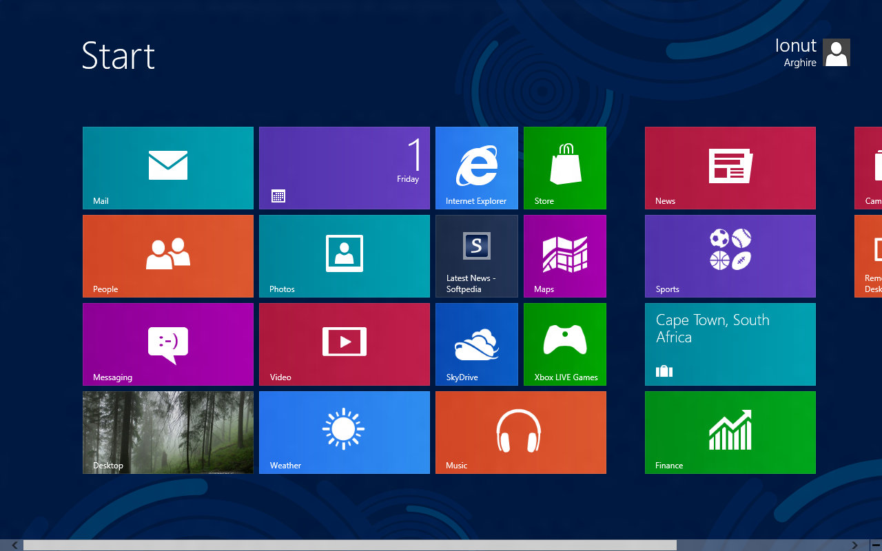 Microsoft launches new wallpapers for windows 8 daily for Latest microsoft windows