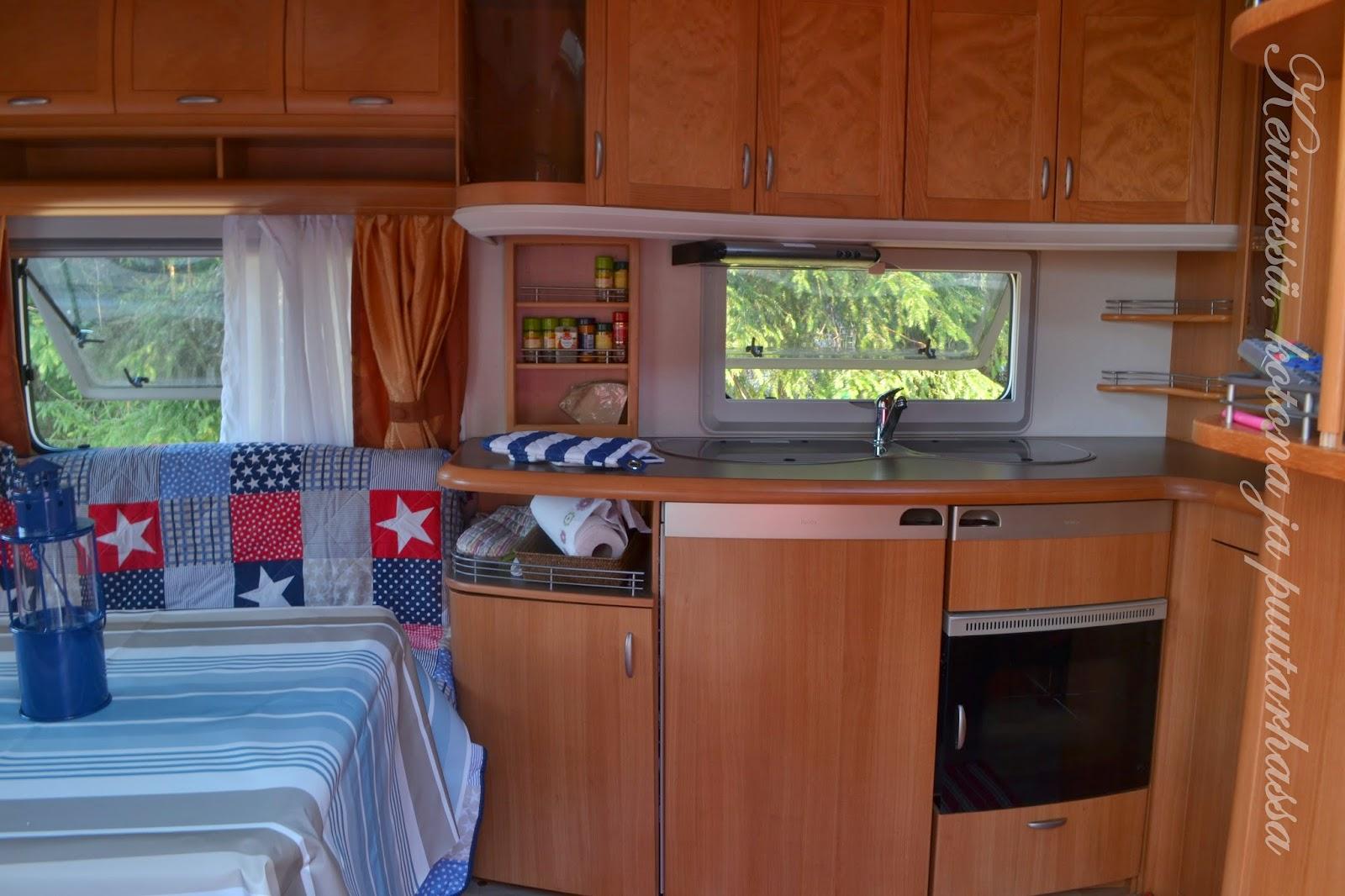 vaunun keittiö