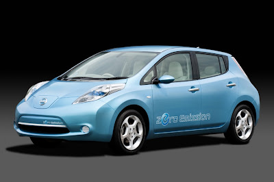 Nissan Leaf, electric cars 2012, fully electric vehicle, hybrid automobiles 2012, 2013 luxury vehicles