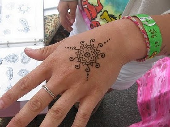 Mehndi Design For Hands Simple Henna Designs For Hands For Beginners
