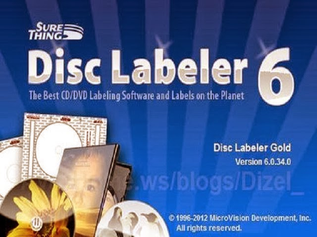 Award winning software, thousands of colorful images SureThing Disk Lab