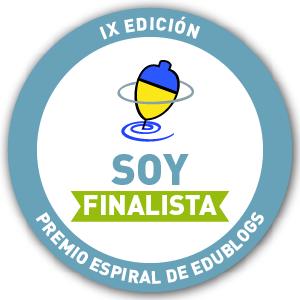 Finalista Edublogs 2015