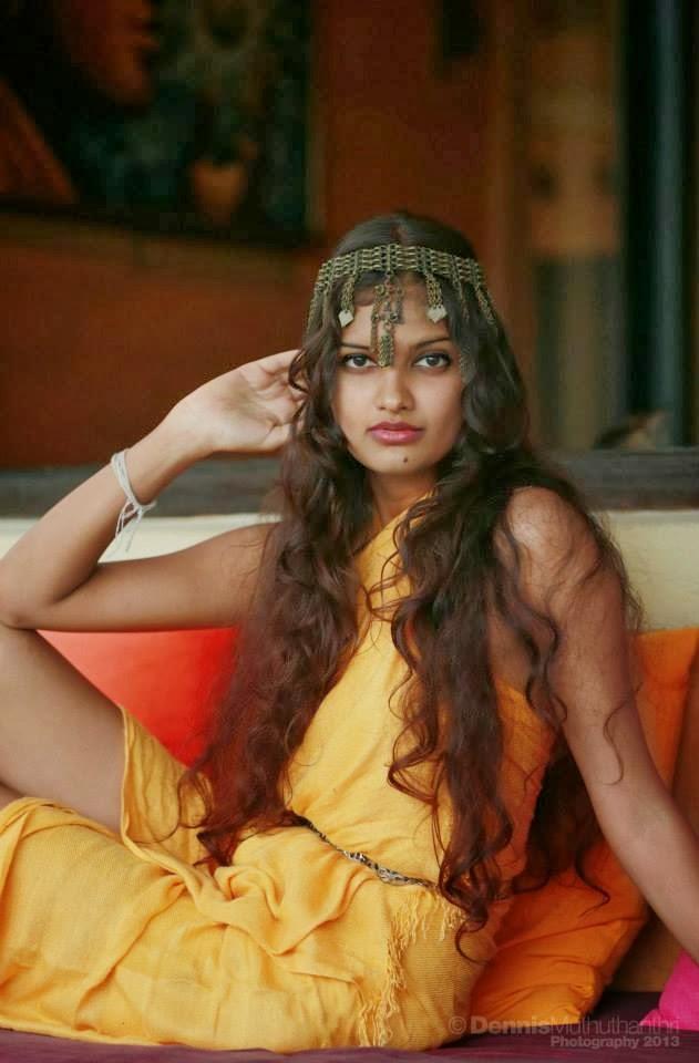 Rudrani Dias legs