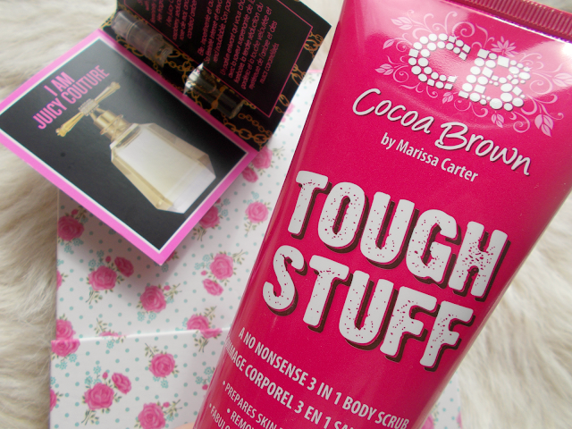 August Favourites including beauty items from Cocoa Brown & Juicy Couture!