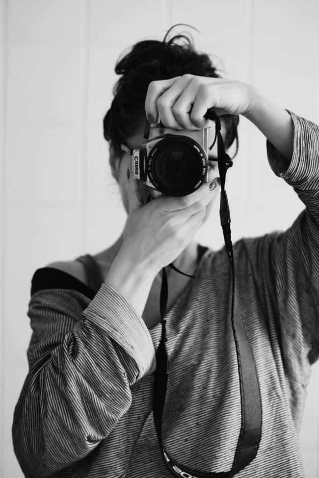 52 - A Weekly Portrait - Anyone, Anywhere - #1
