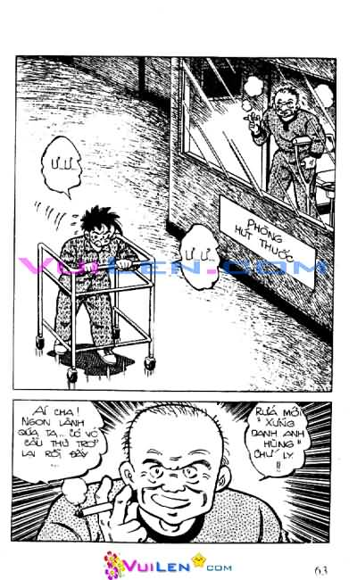 Jindodinho - Đường Dẫn Đến Khung Thành III  Tập 38 page 63 Congtruyen24h