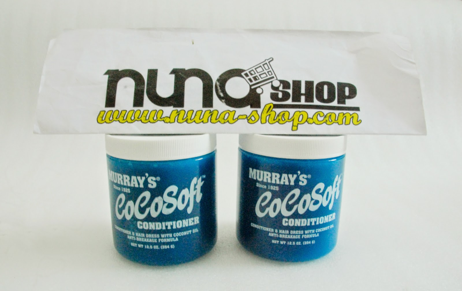 Murray's Cocosoft Conditioner & Hair Dress with Coconut Oil