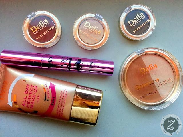 kosmetyki delia makijaz
