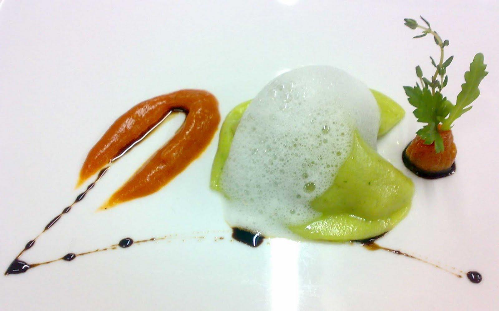 Restauranteando o que e cozinha molecular for Espumas gastronomia molecular