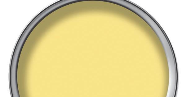 Factory Paint Decorating Lemon Sorbet Benjamin Moore