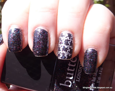 Butter London The Black Knight