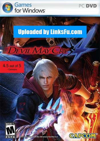 Devil May Cry 4 PC Repack R.G Catalyst 3.1GB