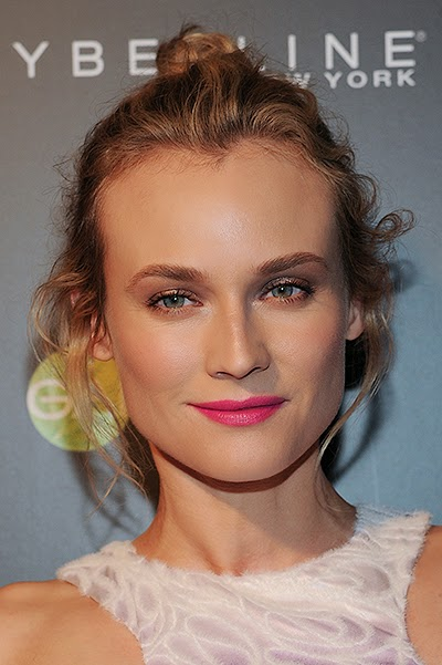 Diane Kruger at 20th anniversary of InStyle