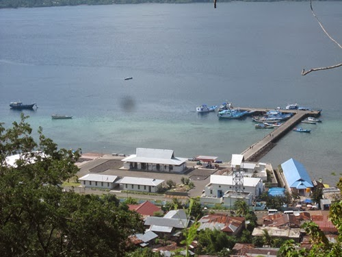 Larantuka Harbor