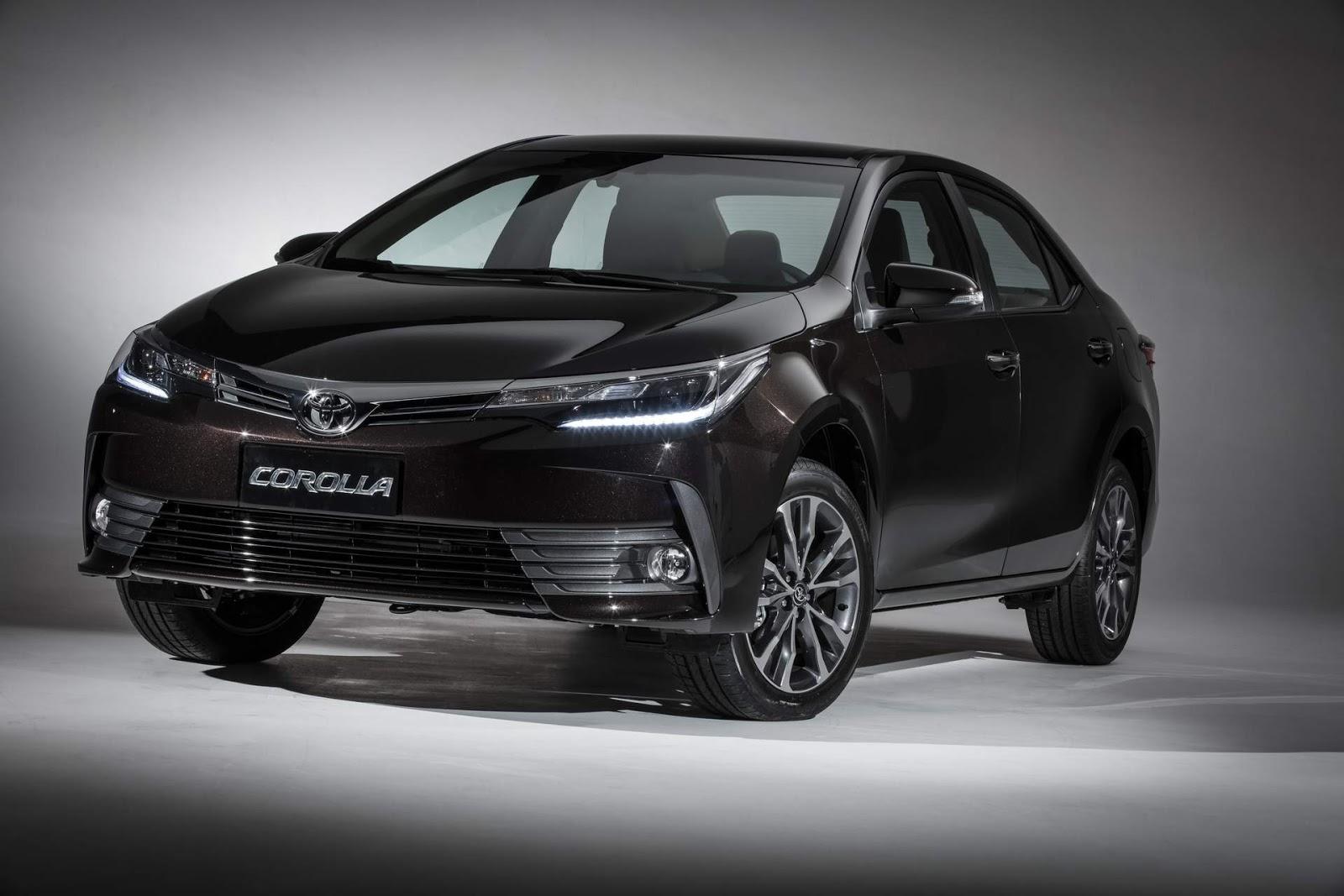 Novo Corolla 2019
