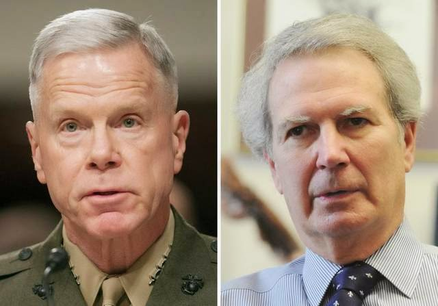 Military News - Marine chief responds to congressman about whistleblower fallout: 'I do not fear Major Weirick'