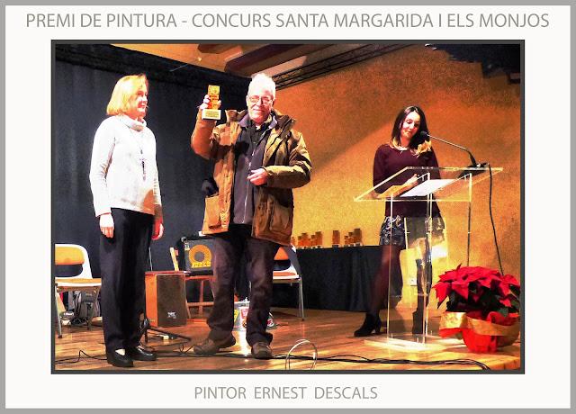 SANTA MARIA MARGARIDA I ELS MONJOS-CONCURS-PINTURA-PREMIS-CONCURSOS-BARCELONA-ARTISTA-PINTOR-ERNEST DESCALS-