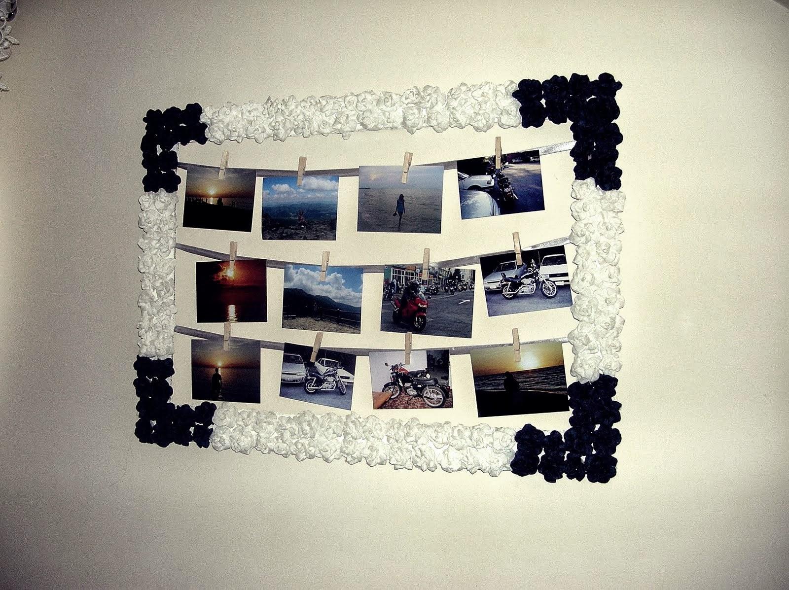 rama na zdjęcia DIY