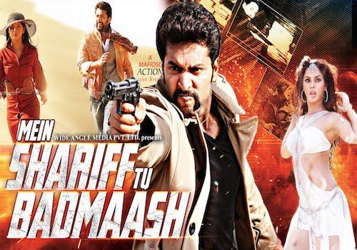 Main Shariff Tu Badmaash 2015 Hindi Dubbed