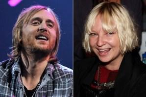 David Guetta e cantora Sia