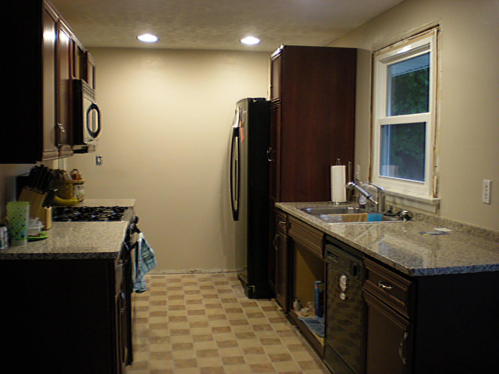Kitchen Remodel Progress + Aug 1 Menu Plan
