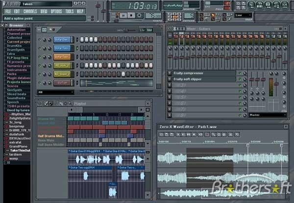 fl studio 10 crack keygen